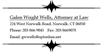 Galen Wright Wells Website Ad