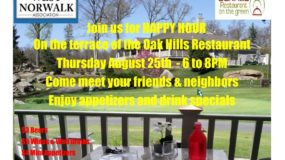 Join Us At Our First Happy Hour!