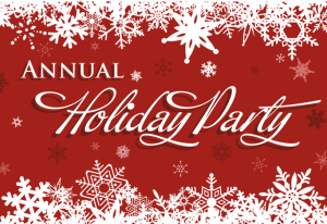 2016 Annual Holiday Party