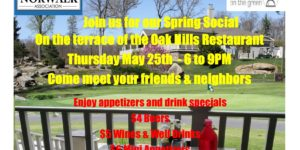 Join Us for our Spring Social!